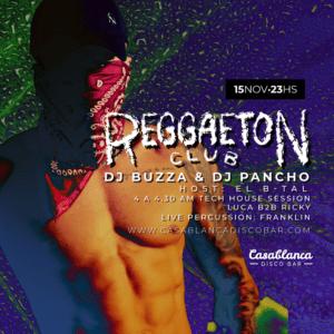 REGGAETON CLUB